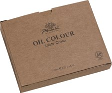 Oil Color Set Artist Quality Set 6x22ml