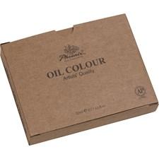 Oil Color Set Artist Quality Set 6x22ml