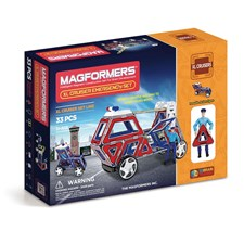 Magformers XL - Cruiser Emergency pakkaus