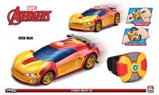 Radiostyrt bil, Power Wrist, Avengers