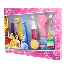 Let Down Your Hair, Colour & Style, Disney Princess