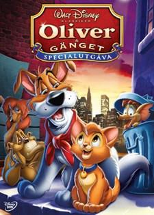 Disney Klassiker 27 - Oliver & gänget - Specialutgåva
