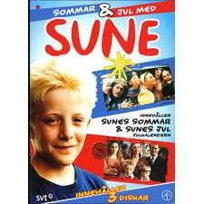 Sunes Sommar och Jul (3-disc)