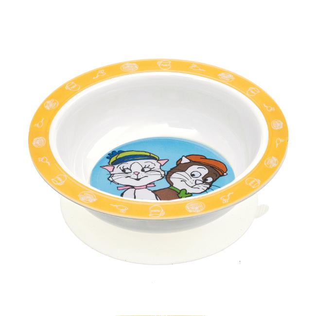 baby tallerken med sugekopp