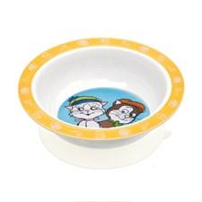 Dyp tallerken med sugekopp, Pelle Svanslös, Teddykompaniet