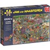Jan van Haasteren, Flower Parade, Puslespill, 1000 brikker