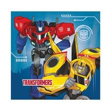 Transformers servetter, 20 st