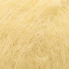 Drops, Melody Uni Colour, Garn, Alpakkamiks, 50 g, Vaniljegul 14