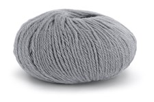Knit At Home Classic Alpaca Wool Garn Ullmix 50 g Stålgrå 511
