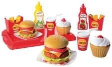 Hamburger set, Ecoiffier
