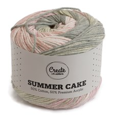 Adlibris Summer Cake 100g Sweet Rose B129