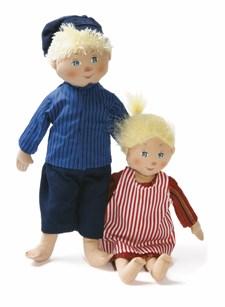 Emil och Ida dockor