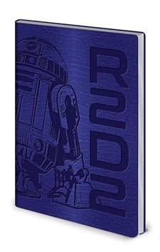 Star Wars Anteckningsbok R2-D2