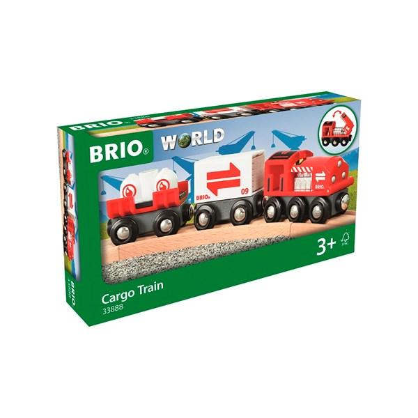 BRIO World - 33888 Godståg