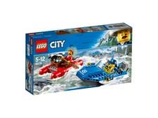Vild flodflykt, LEGO City Police (60176)