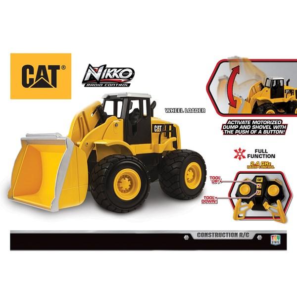 Construction RC  Hjullastare  CAT - leksaksbilar & fordon