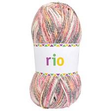 Rio 100g Bomullsmix Samba print (31106)