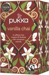 Pukka Te Vanilla Chai Tepåsar 20 st Ekologisk