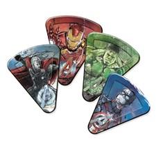 Avengers Pizzatallrikar, 8 st