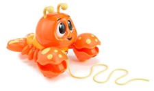 Pull n' chatter Lobster, Little Tikes