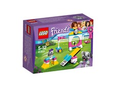 Valplekplats, LEGO Friends (41303)