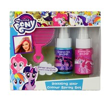 Hårfärg Spray Set, My Little Pony