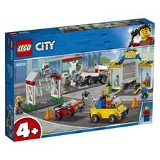 Fordonscenter, LEGO City Town (60232)