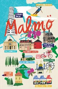 Malmö, muistikirja
