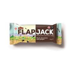 Flapjack Dark Chocolate & Ginger 80g
