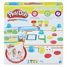 Playdoh Numbers And Counting, Play-Doh