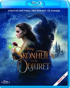 Skönheten och Odjuret (Blu-ray)