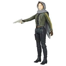 Jyn Erso (Jedha) Actionfigur 30 cm, Rogue One, Star Wars