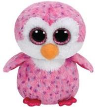 TY Glider, Rosa pingvin, 15 cm