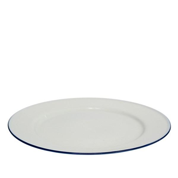 Månses Design Ovanåker Fat 34 cm Blå - fat & serveringsskålar