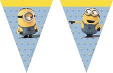 Minions Flagg-Banner