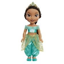 Toddler Doll 30 cm, Jasmine, Disney Princess