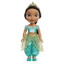 Toddler Doll 30 cm, Jasmine, Disney Princess
