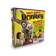 Don't Be A Donkey, Spel