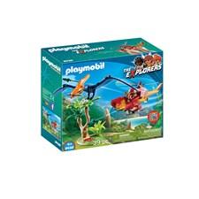 Helikopter med flygosaurus, Playmobil The Explorers (9430)