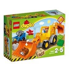 Grävlastare, LEGO DUPLO Town (10811)