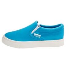 Slip-on skor, blå, Hummel
