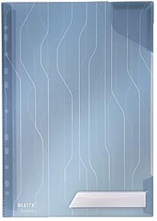 Hurtighefte LEITZ A4 0,20 blå 5 stk
