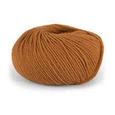 Dale Garn Lanolin Wool Ullgarn 50 g Mørk Oker 1426