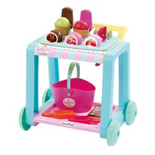 Ice cream Trolley, Ecoiffier