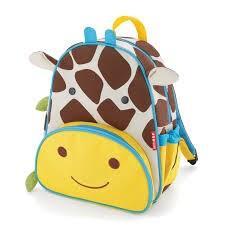 Zoo Pack Reppu -Kirahvi, Skip Hop