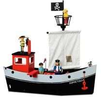 Skipet Hoppetossa, Pippi Langstrømpe