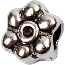 Korunosa, halk. 11 mm, aukon koko 4 mm, 3 kpl, antiikkihopean väris