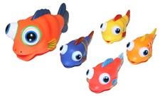 Fiskstim för badet, 5 delar, Rätt Start