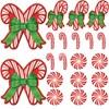 Joulukoriste Polkagris-makeiset 20-pakkaus