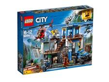 Vuoristopoliisin päämaja, LEGO City Police (60174)